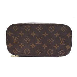 Authentic Vuitton Trousse Blush GM Cosmetic Case